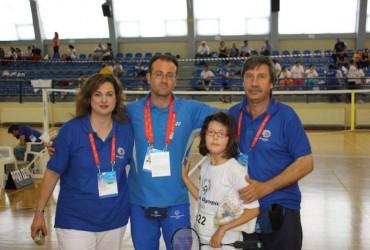 XXIII Πανελλήνιοι Αγώνες Special Olympics Δοκιμαστικές Διοργανώσεις ΑΘΗΝΑ 2011