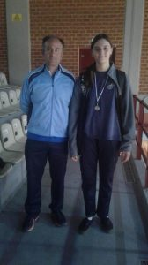 Η Πρεμιέρα συνοδεύτηκε με Αργυρό Μετάλλιο στο Απλό Κορασίδων U17.