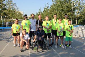 Γνωριμία με το Ολυμπιακό Άθλημα της Αντιπτέρισης και το Para Badminton είχε το κοινό στο Summer Nostos Festival 2019.